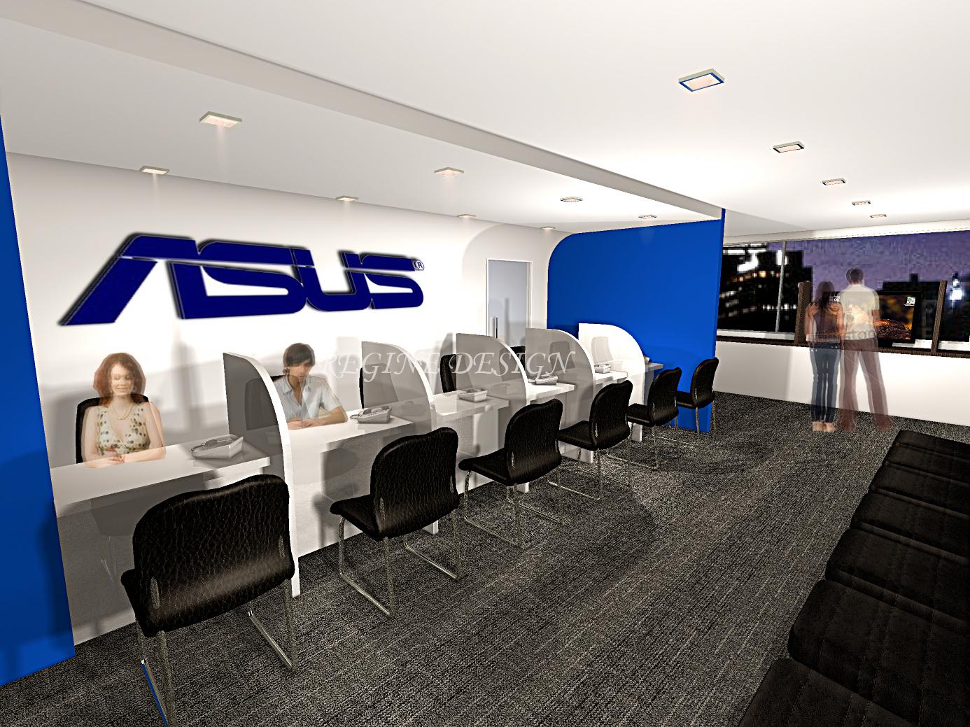 Asus service center region interior design for Interior decoration design services