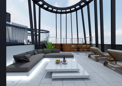 Foresque Penthouse