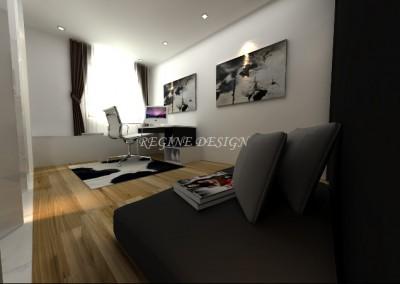 JERVOIS STUDY(residential)